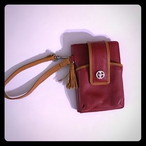 Giani Bernini wristlet wallet
